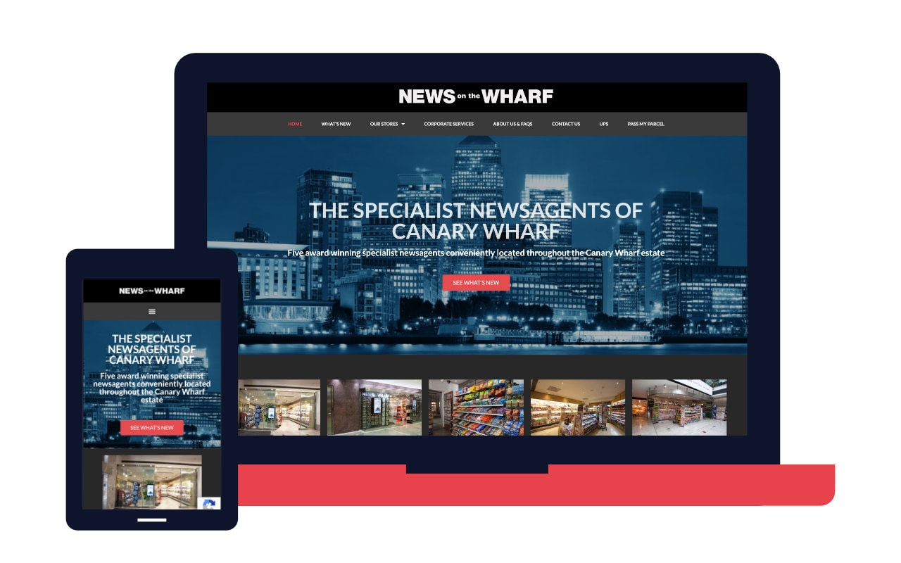News on the Wharf