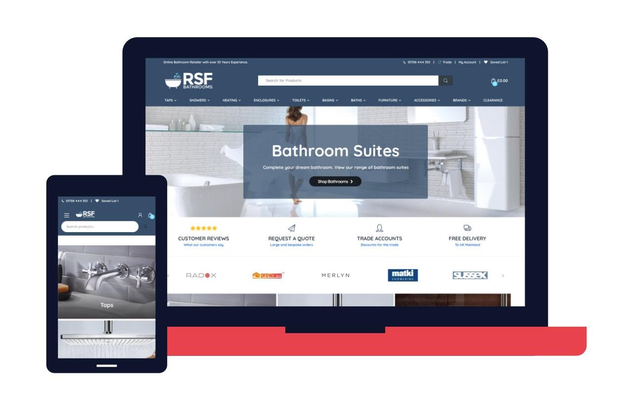 RSF Bathrooms